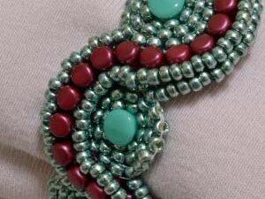 Rulla Waves Bracelet by Katie Dean-0