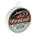 FL08CR50 Fireline Crystal Clear 8 LB  0.17 mm. 45 meter-0