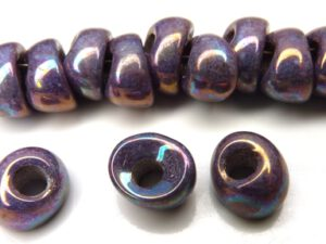 Nan-02010-15781 Chalk Purple Iris Nano Beads 20 Pc.-0