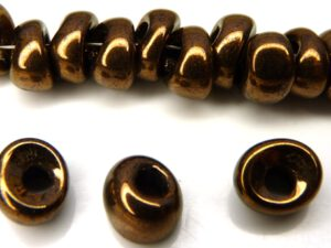 Nan-23980-14415 Jet Dark Bronze Nano Beads 20 Pc.-0