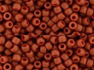 TR-08-2611F Semi Glazed - Orange-0