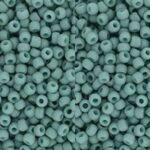 TR-11-2604F Semi Glazed – Turquoise-0