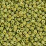 TR-11-2630F Semi Glazed Rainbow – Lemongrass-0