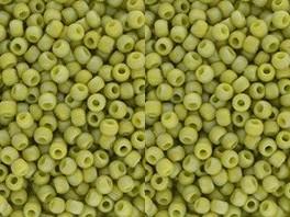 TR-11-2630F Semi Glazed Rainbow - Lemongrass-0