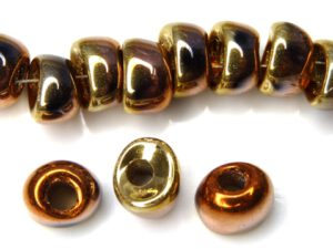 Nan-23980-98542 Jet California Goldrush Nano Beads 20 Pc.-0