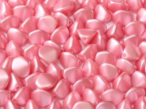 PI-25008 Pastel Pink Pinch Beads 10 gram-0