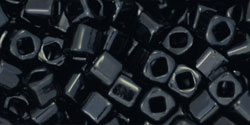 TC-03-0049 Opaque Jet 3 mm Toho Cubes-0