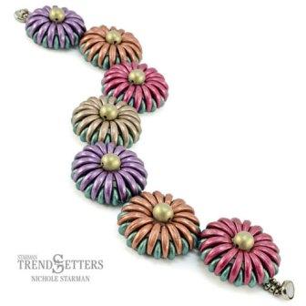 Chrysanthemum Bracelet -0
