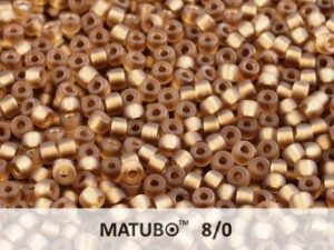 MTB-08-10230-85106 Matubo™ Ice Lined - Dark Topaz Bronze -0