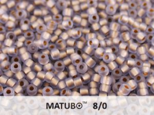 MTB-08-20500-IL Matubo™ Ice Lined - Tanzanite Bronze -0