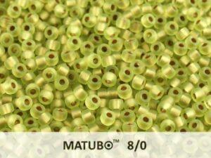 MTB-08-50230-IL Matubo™ Ice Lined - Olivine Bronze -0