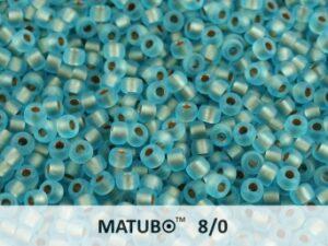 MTB-08-60020-IL Matubo™ Ice Lined - Aquamarine Bronze -0