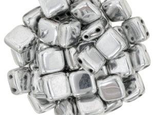 CMT-00030-27000 CzechMate Tile Silver 18 Pc.-0