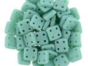 CMQT-63130 CzechMates QuadraTile Green Turquoise-0