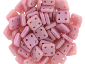 CMQT-74020 CzechMates QuadraTile Coral Pink-0