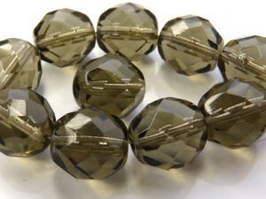 0020221 Black Diamond Facet 12 mm. 6 Pc.-0