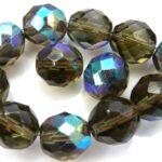 0020229 Black Diamond AB Facet 12 mm. 6 Pc.-0