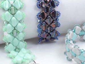 Five of Diamonds ( Gratis bij een pakje Silky Beads)-0