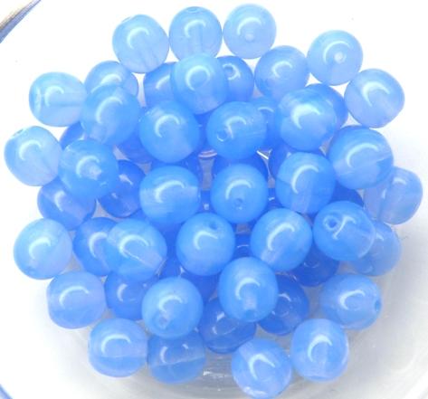 06-R-31000 Opal Sapphire Round 6 mm. 50 Pc.-0