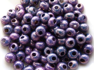 5-0-PD-03050-15726 Snow White Vega Luster Preciosa 5/0 drops 10 gram-0
