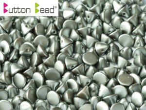 BB-02010-25028 Button Bead® Pastel Light Grey 50 Pc.-0