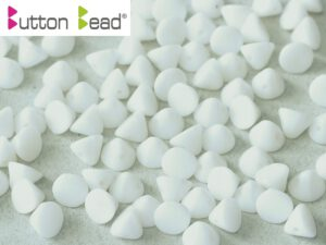 BB-03000 Button Bead® Chalk White 50 Pc.-0