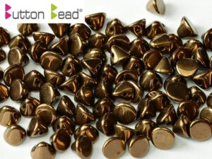 BB-23980-14415 Button Bead® Jet Bronze 50 Pc.-0