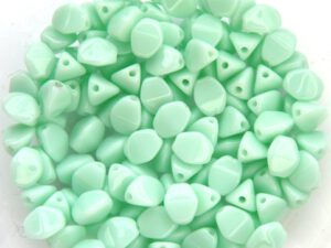 PI-63100 Opaque Mint Pinch Beads 10 gram-0