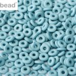 O-02010-29567 Opaque Silk Mat Light Azore O bead ®  5 gram-0