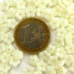 0130028 Druk Flower Caps Light Yellow 7 mm. 35 Pc-0