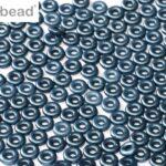 O-02010-25042 Pastel Montana Blue O bead ®  5 gram-0