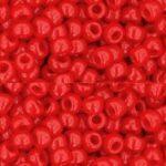 TR-08-0045A : Opaque Cherry 8/0 TOHO-0