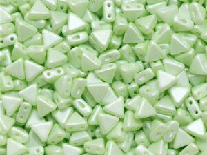 KH-02010-29315 Khéops® par Puca® Pastel Green Pearl 10 gram-0