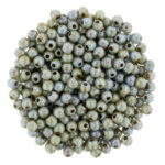02-R-02010-65431 Opaque Luster Green round 2 mm. 150 Pc.-0