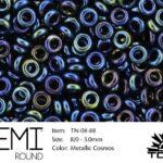 TN-08-0088 Demi Round TOHO: Metallic Cosmos-0