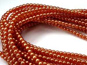 02-132-19001-70484 Shiny Light Orange 150 Pc.-0