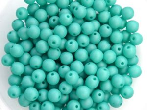 04-R-02010-29569 Saturated Mint Round 4 mm. 100 Pc.-0