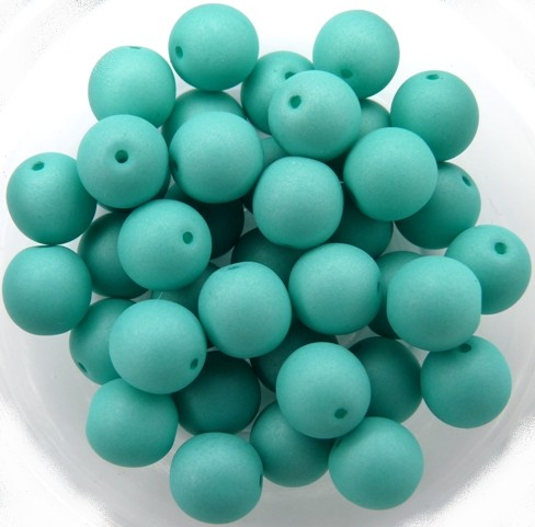 08-R-02010-29569 Saturated Mint Round 8 mm. 25 Pc.-0
