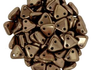 CMTR-23980-14415 CzechMates Triangle Dark Bronze, 10 gram-0
