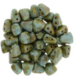 NB-63030-86800 Blue Turquoise Picasso Nib-Bit™ 10 gram-0