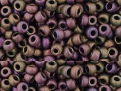 TR-08-0085F Frosted Metallic Iris-Purple-0