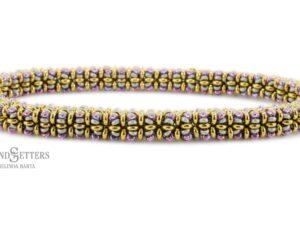 DEMI DELUXE Gratis Patroon/Tutorial bij Demi Round Beads-0
