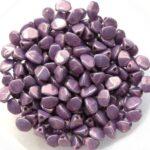 PI-03000-15726 Chalk White Lila Vega Luster Pinch Beads 10 gram-0