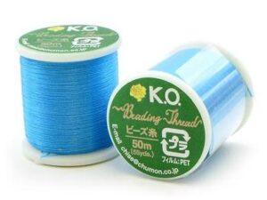 KO 24, KO draad, Turquoise -0