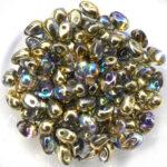 CD-00030-98536 Crystal Golden Rainbow Czech Drops 50 Pc.-0