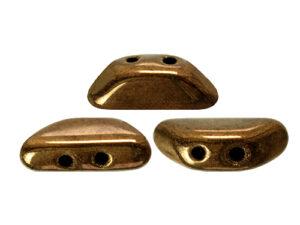 TIN-23980-14485 Jet Dark Gold Bronze Tinos par Puca -0
