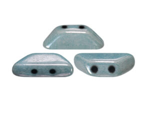 TIN-03000-14464 Opaque White Blue Ceramic Look, Tinos par Puca -0