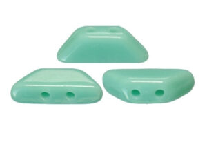 TIN-63130 Opaque Green Turquoise Tinos par Puca -0