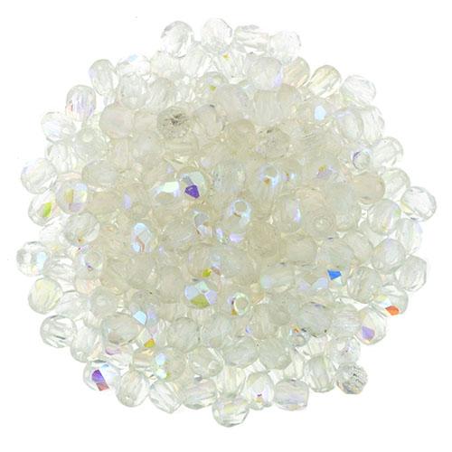FP-2,5-00030-28701 Fire Polished Crystal AB 2,5 mm.-0