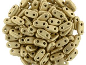 CMB-00030-01710 Matte Metallic Flax, CzechMates® Bar, 10 gram-0